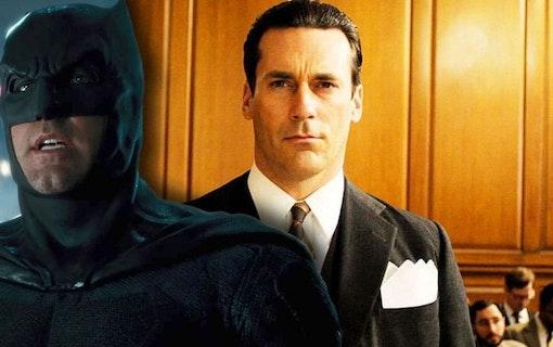 Ben Affleck lämnar troligtvis rollen som Batman – Kommer Jon Hamm ta över?