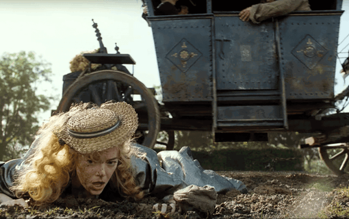 The Favorite – Rivalitet mellan Emma Stone och Rachel Weisz