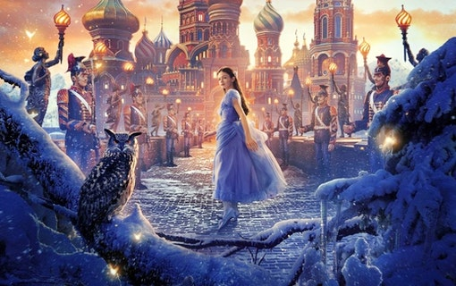 Trailer till Disneys Nötknäpparen släppt