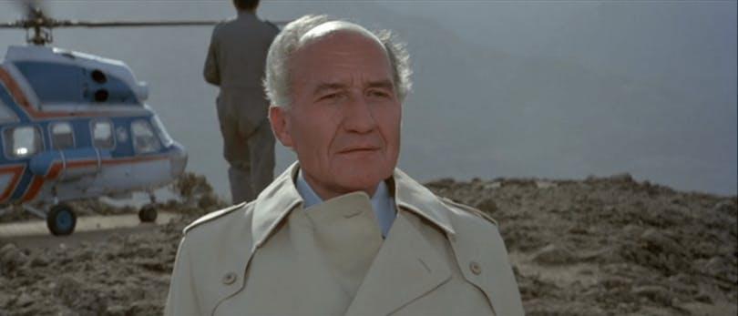 General Gogol i Bond-filmerna.