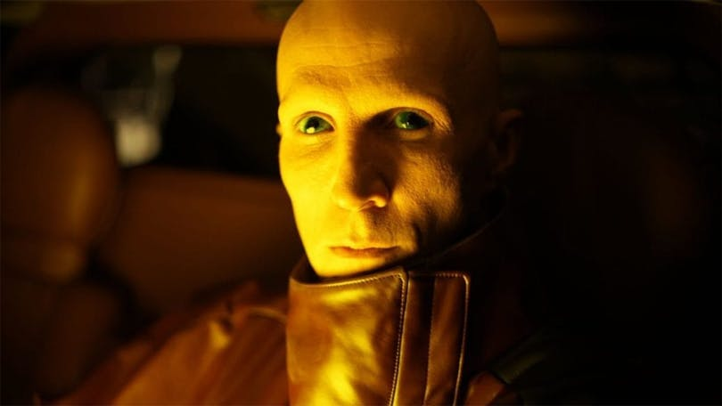 Michael Rogers in Beyond the Black Rainbow (2010).