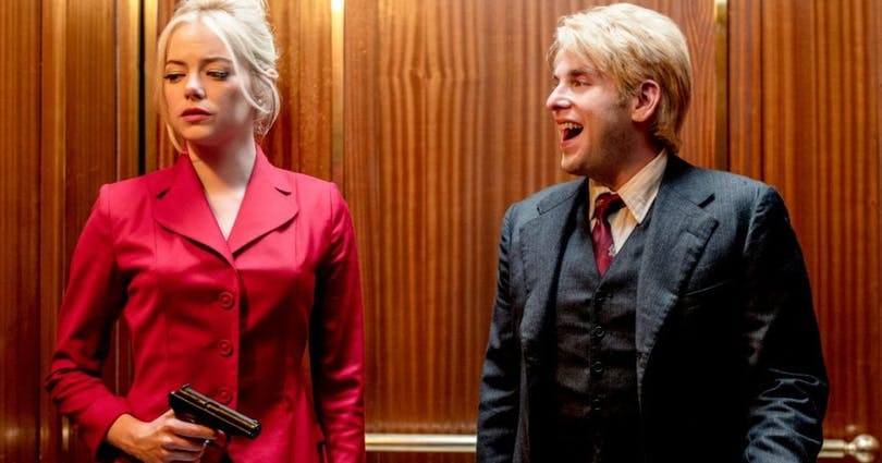 Emma Stone och Jonah Hill i Maniac.