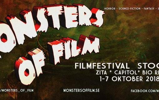 Första titlarna till Monsters of Film 2019 släppta