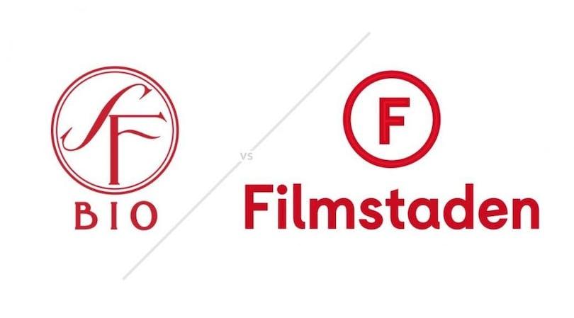 SF Bio och Filmstaden