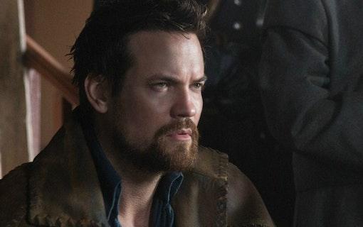 Bilder släppta på Shane West som Bane i serien Gotham