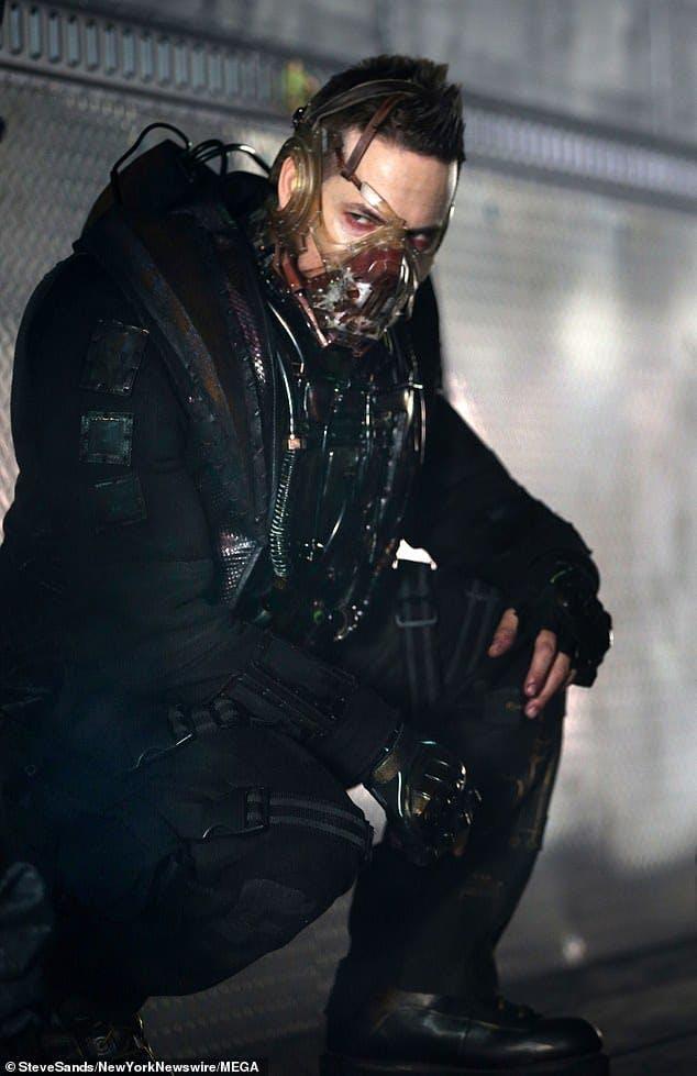 Shane West som Bane i Gotham.