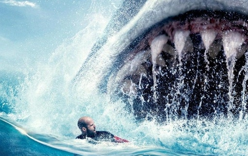 The Meg 2 på gång