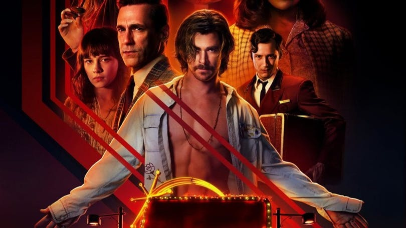 Poster till Bad Times at the El Royale.