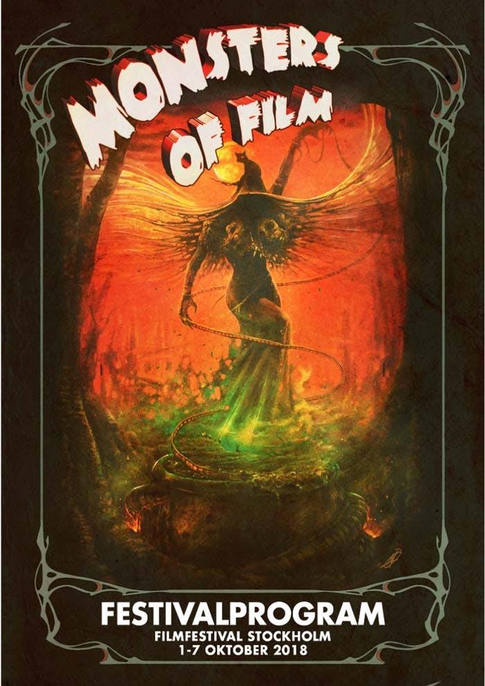 Poster till Monster of Film 2018.