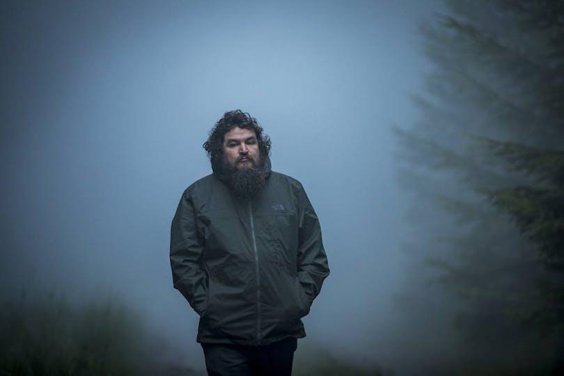 Director Panos Cosmatos.