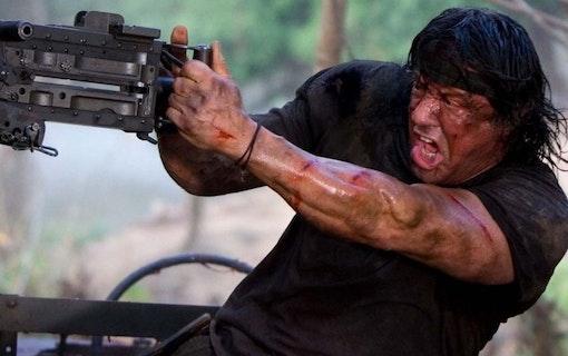Snart kommer Rambo tillbaka till biograferna