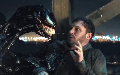 Tom Hardy gör Venom 2