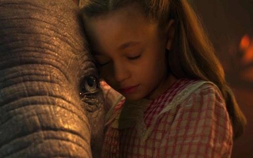 Ny poster och trailer till Dumbo
