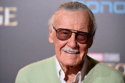 Legenden Stan Lee hedras av Marvel