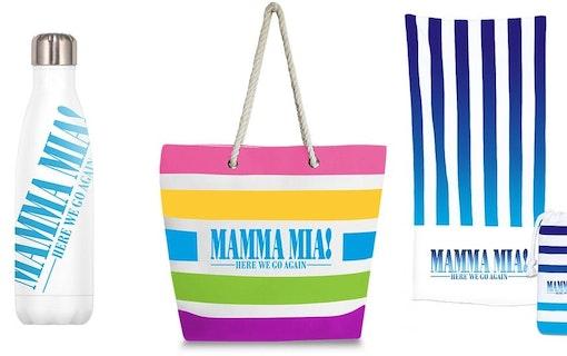 Tävla och vinn: Mamma Mia-strandpaket