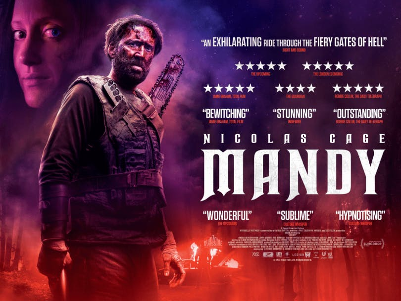 Poster till Mandy