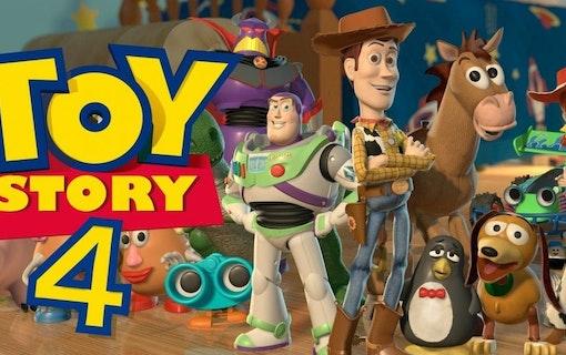 Ny teaser till Toy Story 4