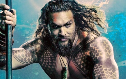 Se sista trailern till Aquaman