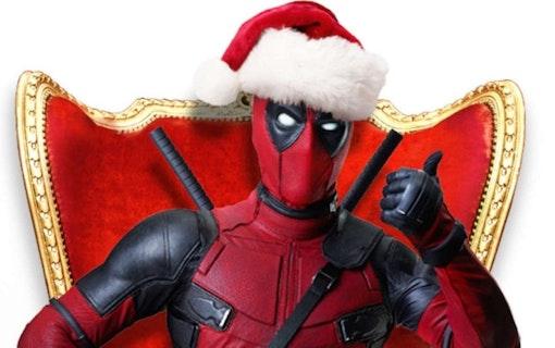 Barntillåten Deadpool släpps till jul