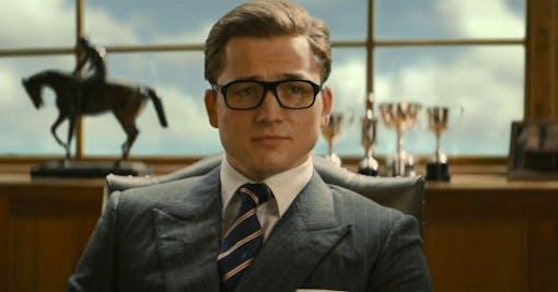 """Taron Egerton: """"Jag är inte med i Kingsman 3"""""""