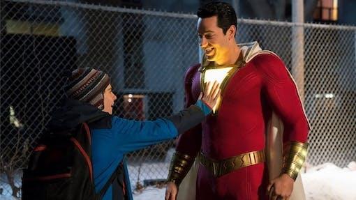 Senaste nytt om superhjältefilmen Shazam!