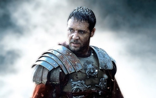 Uppföljare till Gladiator är i rörelse