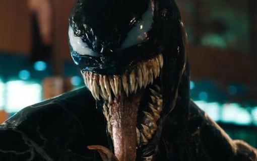 Venom slår rekord i Kina