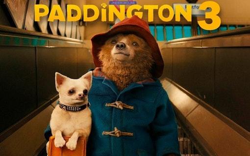 Paddington 3 på gång