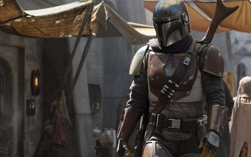 GoT-skådisen spelar titelrollen i nya Star Wars serien The Mandalorian