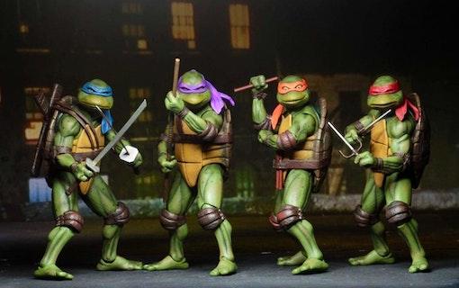 Barndomsfavoriter - håller de idag? Del 2: Teenage Mutant Ninja Turtles (1990)
