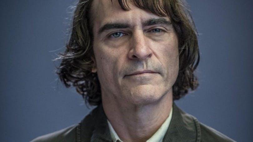 En bild på Joaquin Phoenix