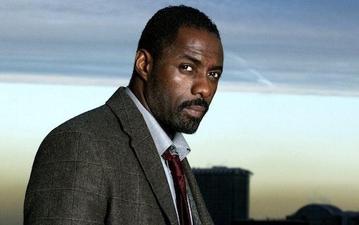 """Luther filmen i rörelse: """"Det kommer att bli läskigt"""""""
