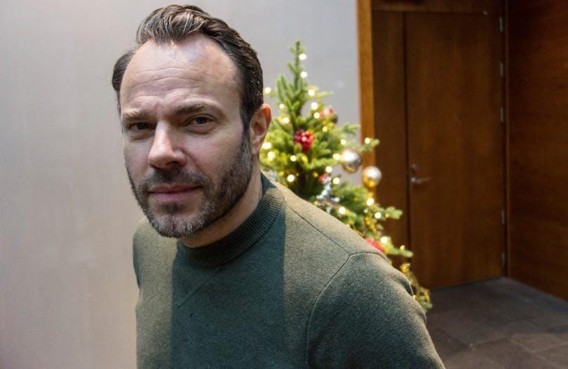 David Hellenius.