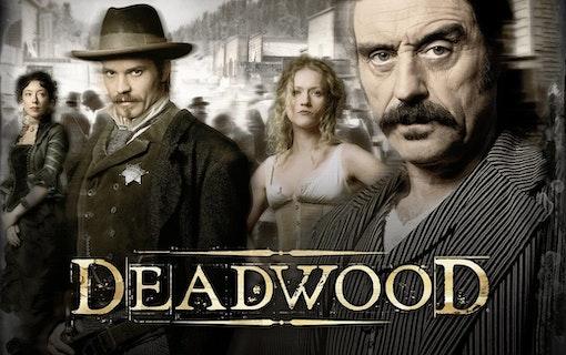 Första bilderna från Deadwood-filmen