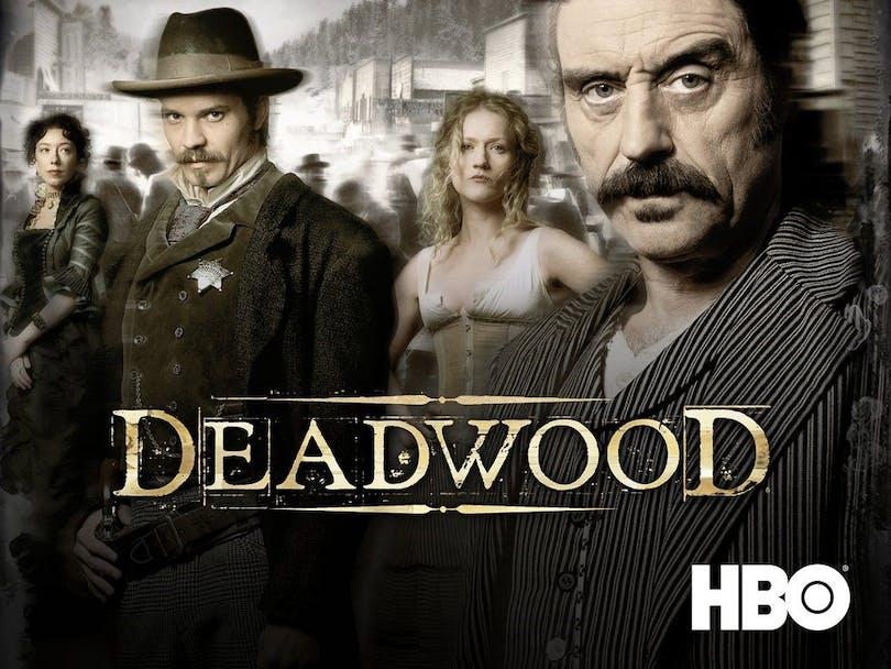 Poster till Deadwood