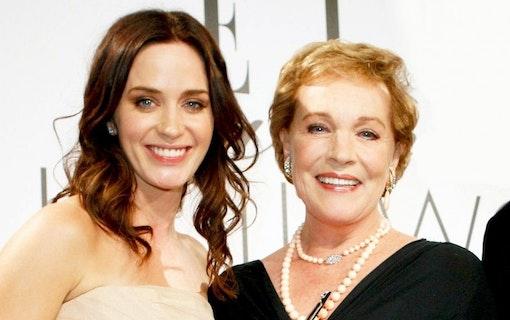 Julie Andrews medverkar inte i Mary Poppins Returns