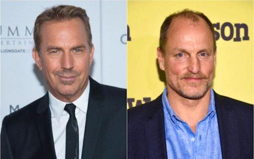 Se Kevin Costner och Woody Harrelson i kriminaldrama om Bonnie och Clyde