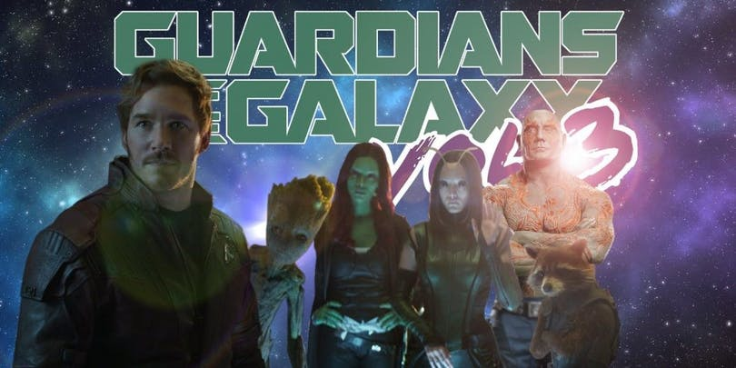 Guardians of the Galaxy gänget