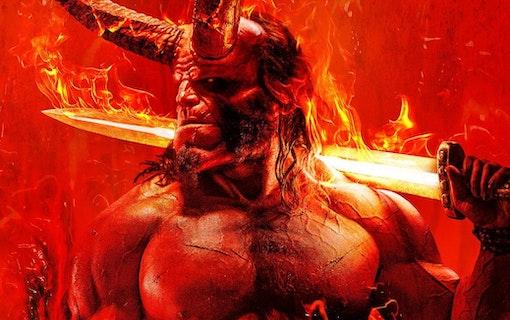 Se ny poster till nya Hellboy