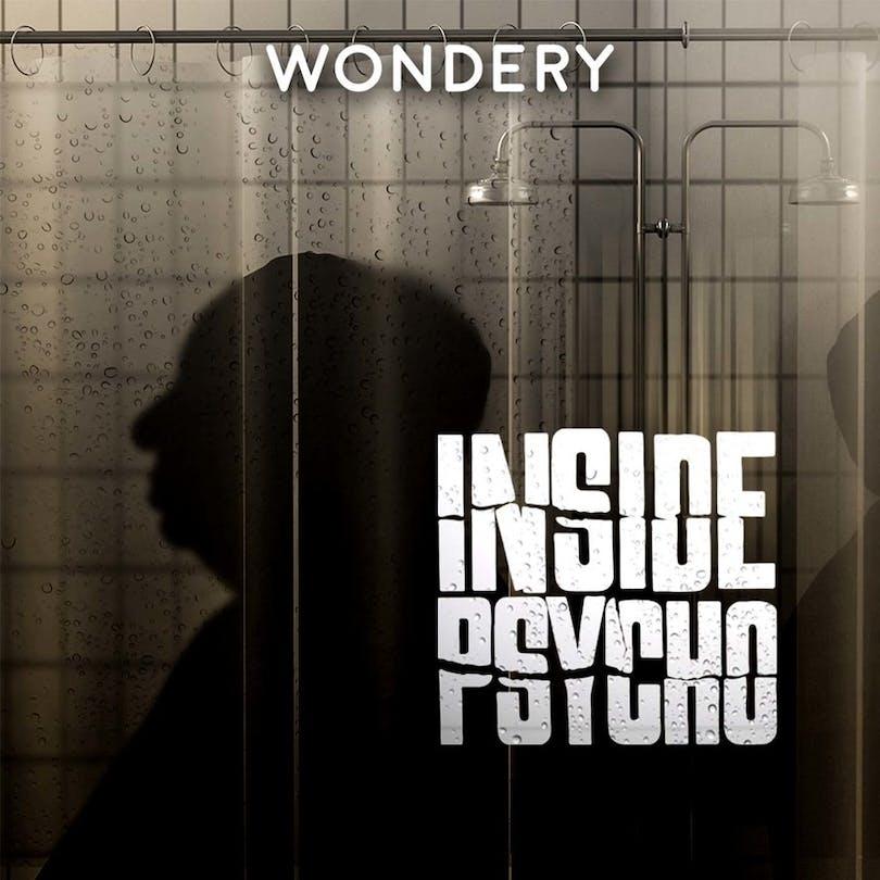 Poster till filmpdden Inside Psycho.