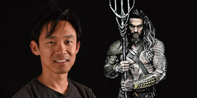 James Wan & Aquaman