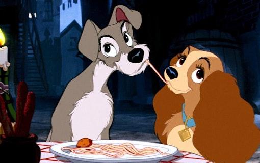 Riktiga hundar spelar Disneys nya Lady och Lufsen