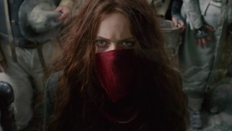 "Hera Hilmar i ""Mortal Engines"""