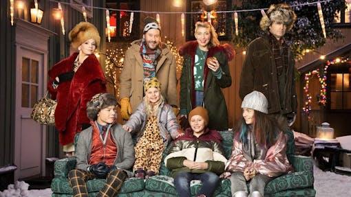 Julkalendern – Storm på lugna gatan (avsnitt 1-3)