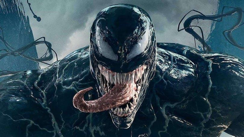 Venom i filmen från 2018.