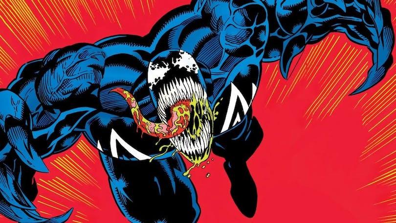 Karaktären Venom.