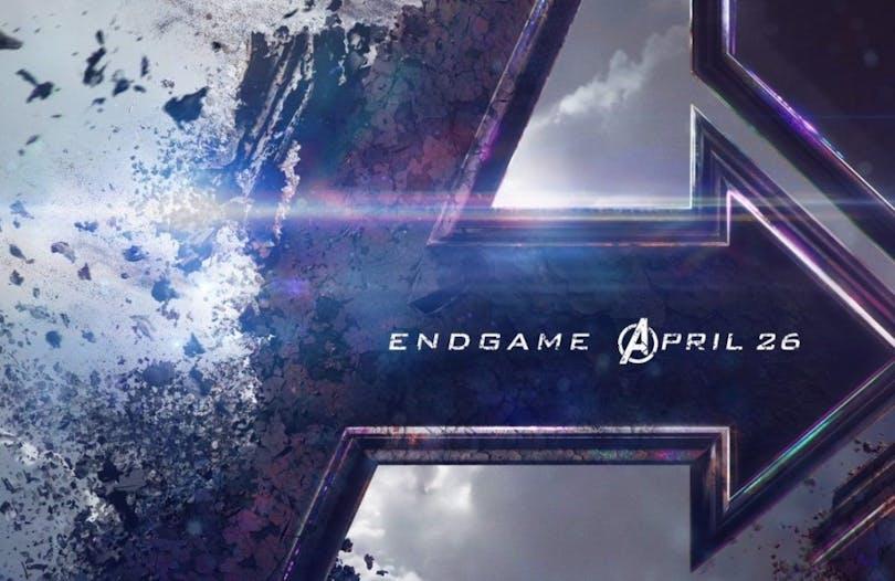 Avengers loggan