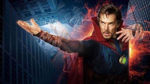 Scott Derrickson regisserar Doctor Strange 2