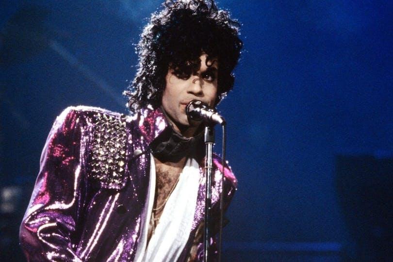 En bild på Prince