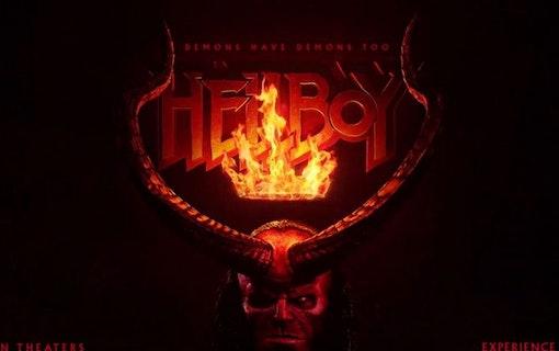 Första trailern till nästa Hellboy är här